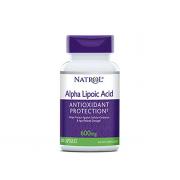 NATROL Alpha Lipoic Acid 600mg 30caps
