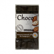 Choco Light Original Сacao 70% без сахара (тёмный шоколад) 60 g