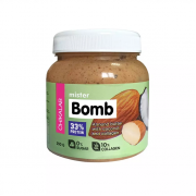 CHIKALAB паста MISTER BOMB миндаль с кокосом 250g