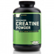 Optimum Nutrition MICRONIZED CREATINE Powder 600g