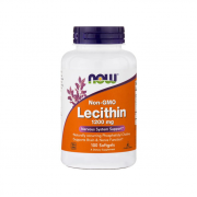NOW Lecithin 1200mg 100 softogel
