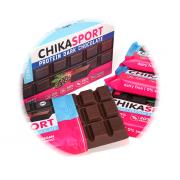 CHIKALAB Шоколад темный CHIKA SPORT 100g