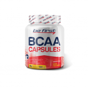 Be first BCAA CAPSULES 2:1:1 500mg 350 caps