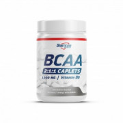 Geneticlab Nutrition BCAA 2:1:1+B6 90caplets