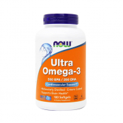 NOW Ultra Omega 3 180 softogel