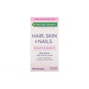 Nature`s Hair,Skin&Nails 60veg caps