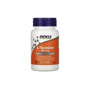 NOW L-Tyrosine 500mg 60 caps