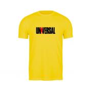 Universal Nutrition Футболка Желтая