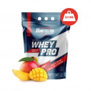 Geneticlab Nutrition Whey pro 2100g