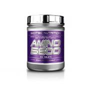 Scitec Nutrution Amino 5600 200 tab
