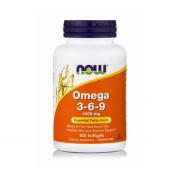 NOW Omega 3-6-9 1000mg 100 softogel