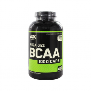 Optimum Nutrition BCAA mega-size 1000mg  400caps