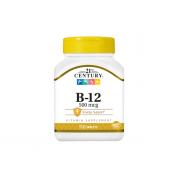 21St Century Vitamin B-12 500mcg 110 tab