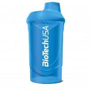BioTech Шейкер Голубой 600 ml