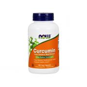 NOW Curcumin 60 veg caps