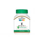 21St Century Vitamin E 180mg\400iu 110 softogel