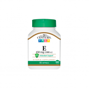 21St Century Vitamin E 450mg\1000iu 55 softogel