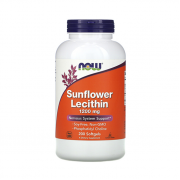 NOW Sunflower Lecithin 1200mg 200 caps