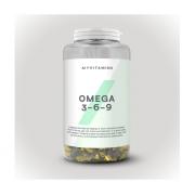 MyProtein OMEGA 3 6 9 120 caps