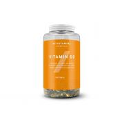MyProtein Vitamin D3 2500IU 180 softogel