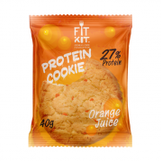 Fit Kit Protein cookie 40g(24шт\кор)