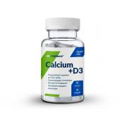 CYBERMASS Calcium+D3 90 caps