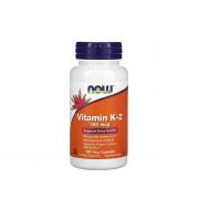 NOW Vitamin K2 100mcg 100 veg caps