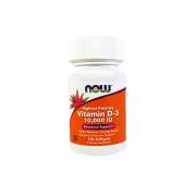 NOW Vitamin D3 10000IU 120 softogel