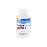 21St Century CALCIUM CITRATE+D3 MAXIMUM 120 tab
