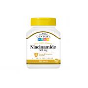 21St Century Niacinamide (B3) 500mg 110 tab