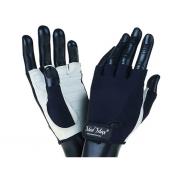 MADMAX Перчатки Basic MFG250 (бело-черные)