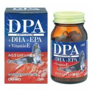 Orihiro DPA,DHA и EPA (омега 3) в капсулах 120шт.