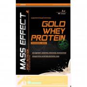 MASS EFFECT GOLD WHEY PROTEIN 1000g (Без вкуса)