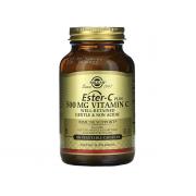 Solgar Vitamin Ester-C Plus 500mg 100 veg caps