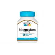 21St Century Magnesium 250mg 110 tab