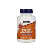 NOW Sodium Ascorbate (C) 227g