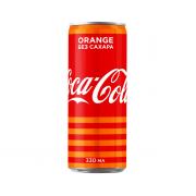 CocaCola Апельсин Zero 330ml