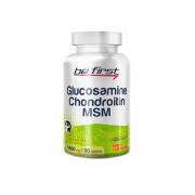 Be first Glucosamine+Chondroitin+MSM 90 tab