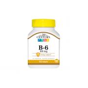 21St Century Vitamin B-6 100mg 110 tab