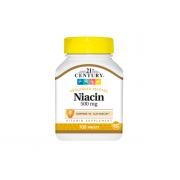 21St Century Niacin (B3) 500mg 100 tab