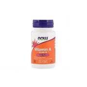 NOW Vitamin A 10000IU 100 softogel
