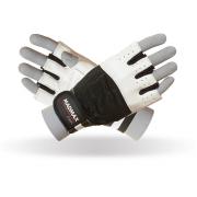 MADMAX Перчатки Classic MFG248 (бело-черные)