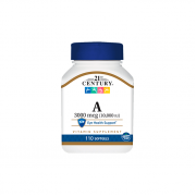 21St Century Vitamin A 3000mcg\10,000iu 110 softogel